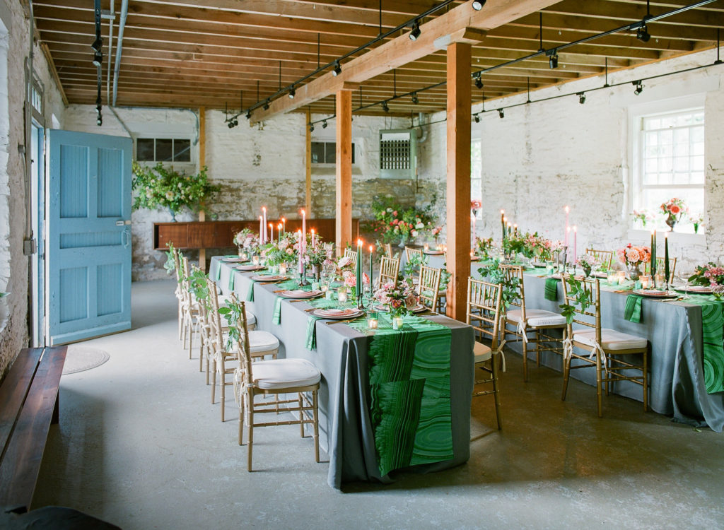 Studio Petali Curated wedding flower workshop Ariella Chezar and Max Gill